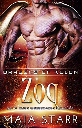 Zoq (Dragons Of Kelon) (A Sci Fi Alien Weredragon Romance)