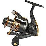 Goture Spinning Fishing Reels 6+1BB Ultralight Smooth Metal Spool Reel Max Drag 5kg 6kg 7kg 500S 1000S 2000S 3000S 4000S 5000S 6000S