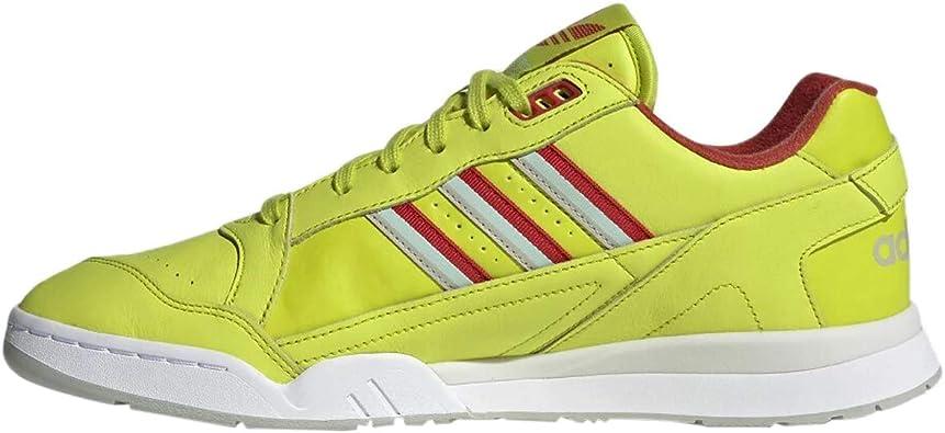 adidas Men's AR Trainer Neon Yellow DB2736