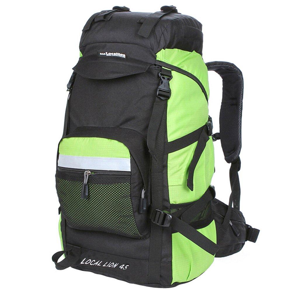 Outdoor-Reiserucksack für für für Männer Frauen Jugend, Sport Freizeit Rucksack Wandern Tasche leicht, wasserdicht 45L Daypack B07DDFZVLZ Ruckscke & Taschen Wertvolle Boutique d56098