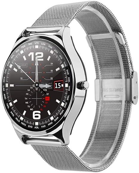 VICKY-HOHO W18 Smart Watch - Reloj Inteligente para Llamadas ...
