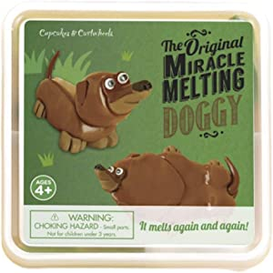 Cupcakes and cartwheels Two's Company The Original Miracle Melting Doggy Dog Pup Puppy Putty