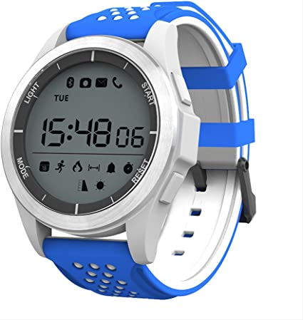 NO.1 F3 Sports Smartwatch Bluetooth 4.0 IP68 cámara remota a ...