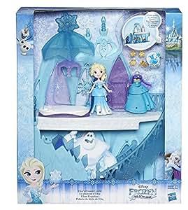 Disney Frozen Castillo mágico de Elsa Hasbro B5197EU4