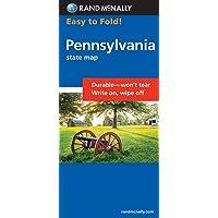 Easy Finder Map Pennsylvania