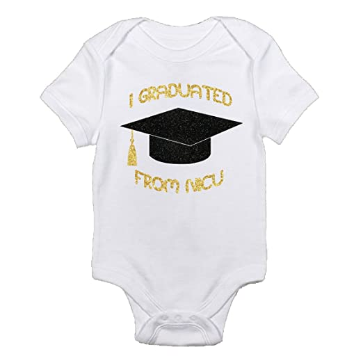 Amazon Bubbles Baby Bodysuits Survivor Baby I Graduated From