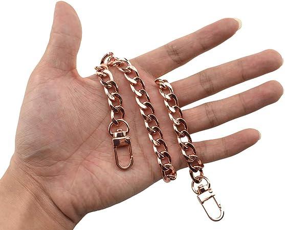 shoulder bag chain 8mm width rose gold bag chain handbag bag chain rose gold bag chain metal horizontal bag chain