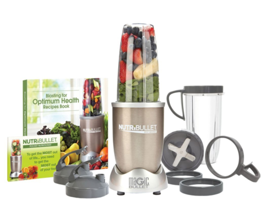 NutriBullet PRO Blender 900 Review