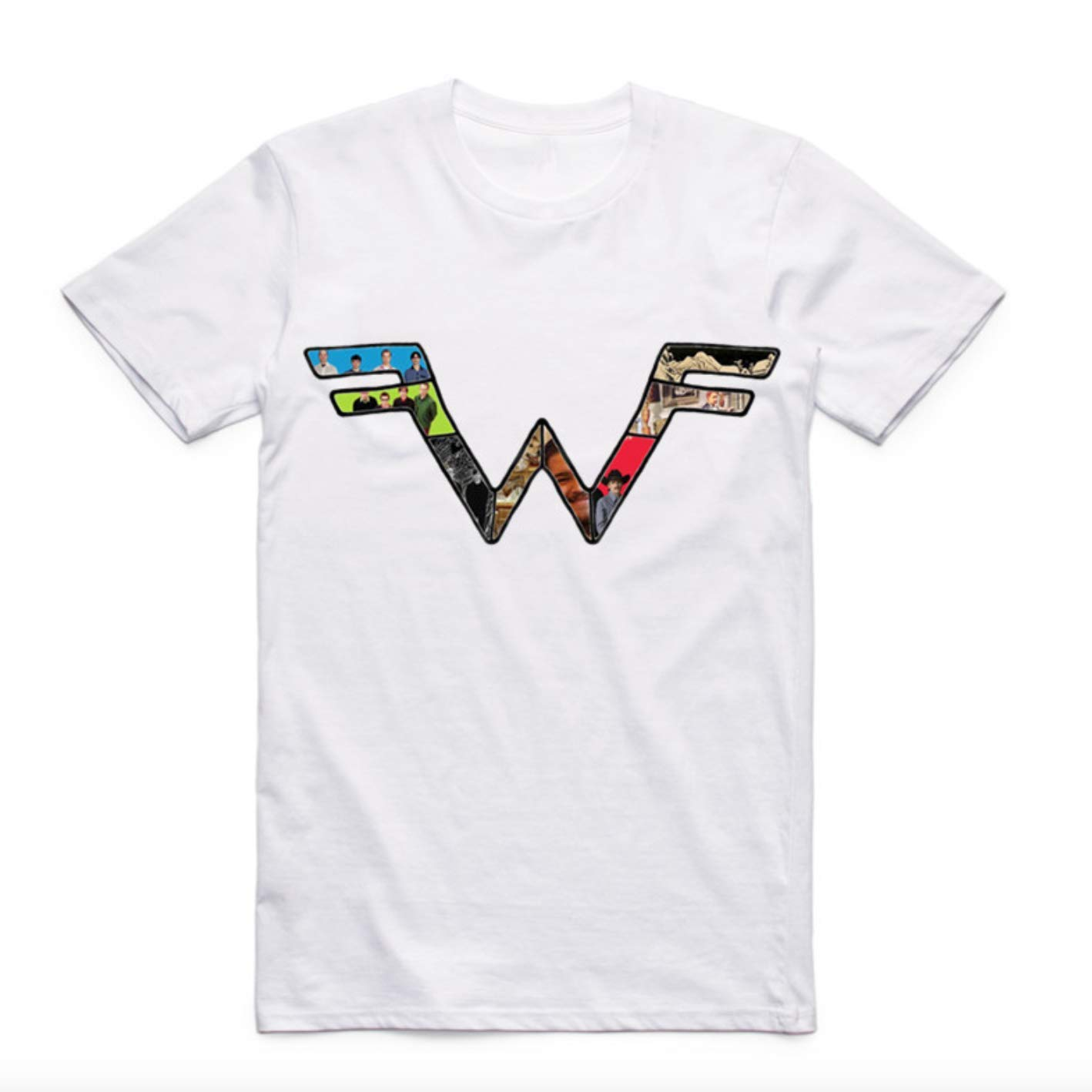 Amazon com: Rock NWeezer Roll Band Clothes Singer Weezer