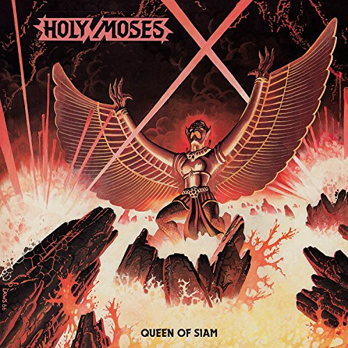 Price comparison product image Holy Moses: Queen Of Siam [CD]