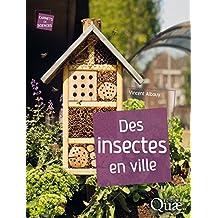 Des insectes en ville (Carnets de sciences)