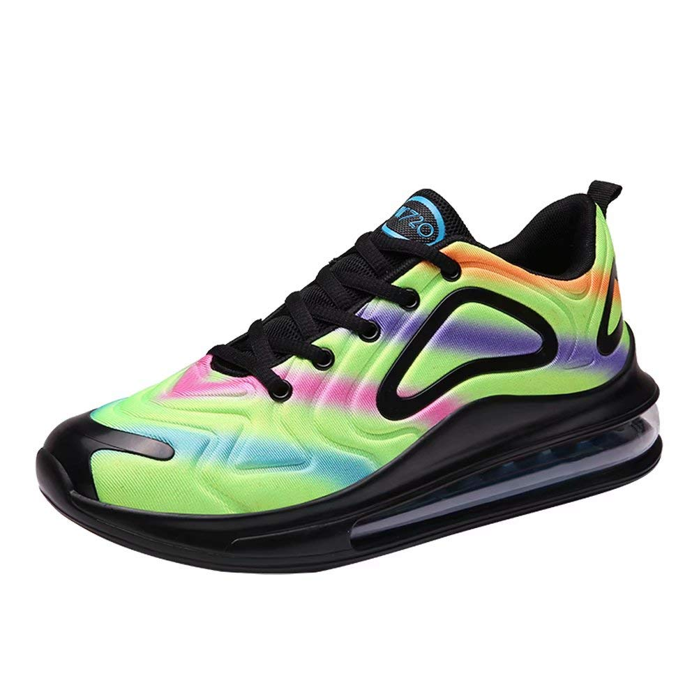 Running Shoes Mens Womens Sports Shoes Fitness Shock Absorbing Jogging Sports Shoes Fashion Casual Sneakers