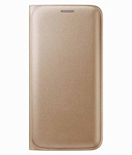 best website 7392b 20714 Buy Samsung Galaxy A5 2016 (A510) Original Leather FLIP Cover (Gold ...