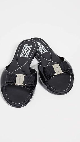 5ff09c2f57a Amazon.com  Salvatore Ferragamo Women s Cirella Slide Sandals  Shoes