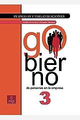Gobierno de Personas en la Empresa (Personas y organizaciones nº 3) (Spanish Edition) Kindle Edition