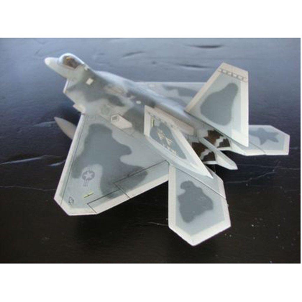4d8abcd58d3a9 Amazon.com: Homyl 1:72 US Air Force Lockheed F-22 Raptor Military ...