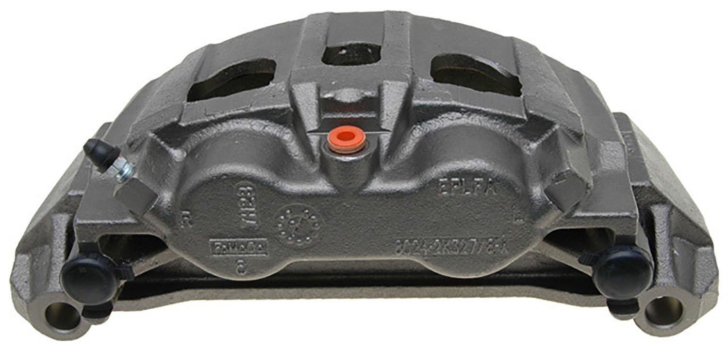 ACDelco 18R2669SV Specialty Rear Disc Brake Caliper Assembly with Performance Fleet//Police Pads Remanufactured Loaded