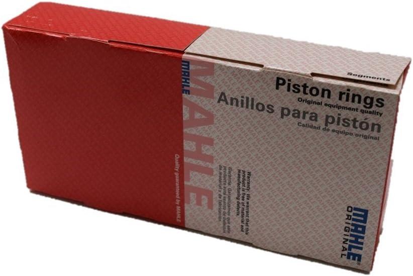 8 Pack MAHLE Original 41940 Ford 6.0L Power Stroke /& Navistar VT275//365 /& MaxxForce 5 Standard Piston Ring Set