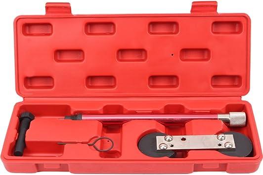 Cclife Motor Einstellwerkzeug Arretierwerkzeug Steuerzeiten Einstellen Wechseln Kompatibel Mit Vw Audi Seat Skoda 1 4 1 6 Tfsi Fsi Auto