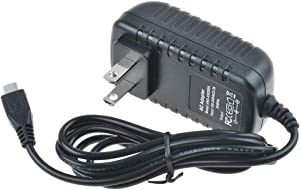 "Uniq-bty AC DC 5V Adapter Charger for Lenovo Tablet 8"" A5500-F A8-50 Power Supply Cord"