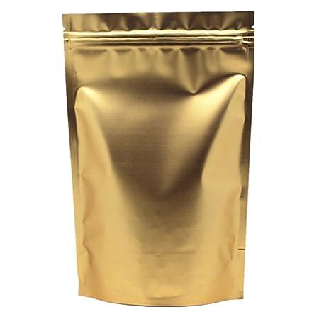 SİYAH-GOLD ALUMİNYUM KİLİTLİ DOYPACK ile ilgili görsel sonucu