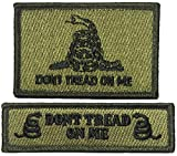 Tactical Don't Tread On Me and Tab Morale - Best Reviews Guide