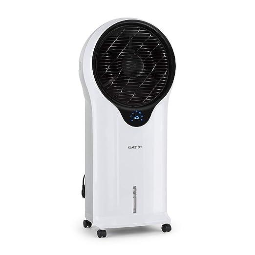 Klarstein Whirlwind - Enfriador portátil, Ventilador refrescante ...
