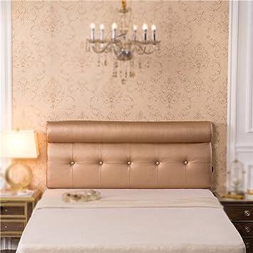 Schön CUSHION Leder Rückenlehne/Bett Weich Kissen/Doppelbett Kissen/Sofa Taille  Kissen/Komfortable