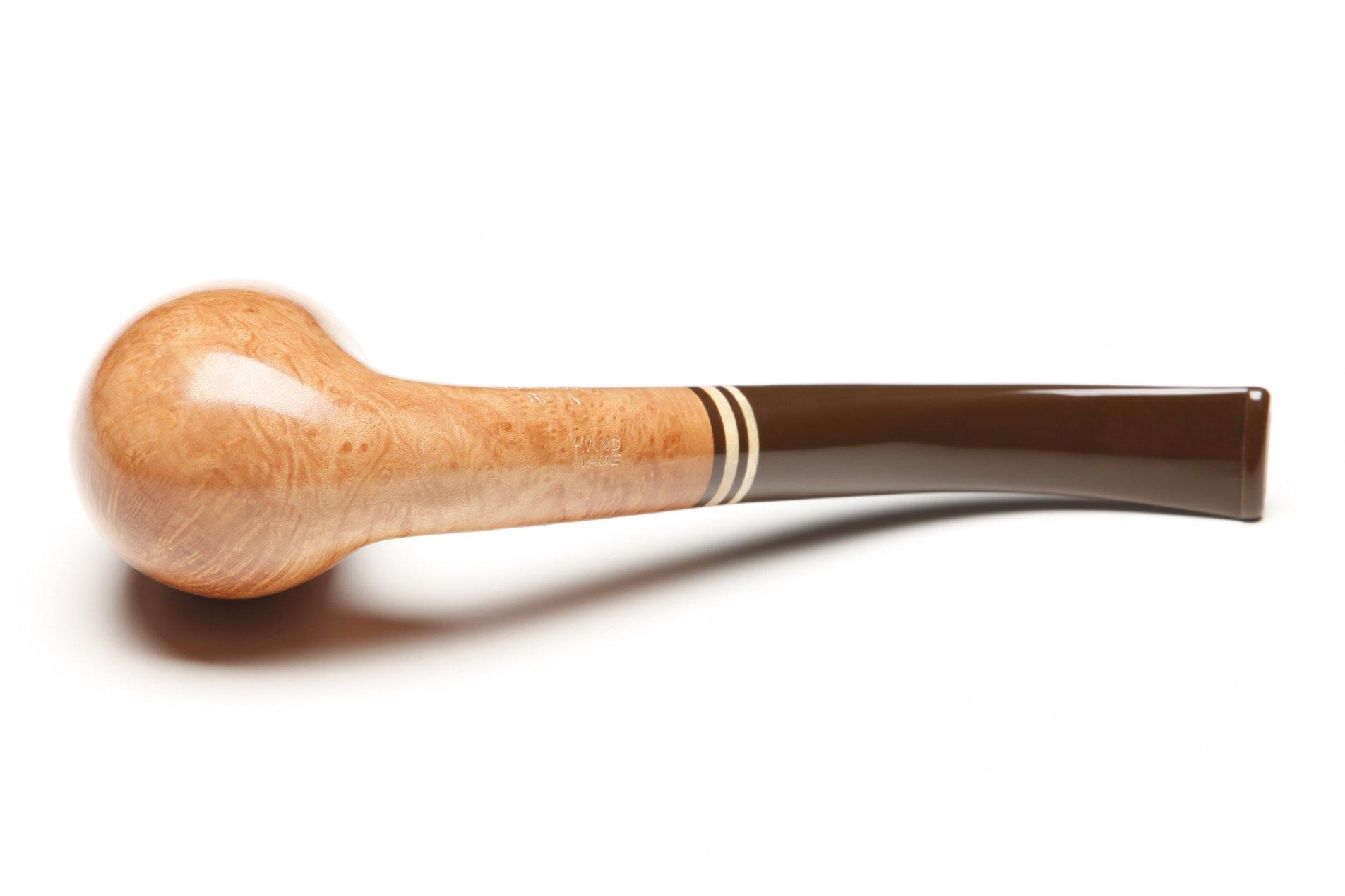 Savinelli Seta Smooth 606 KS Natural Tobacco Pipe by Savinelli (Image #4)