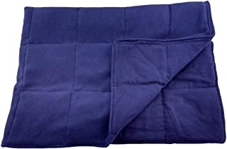 product image for Weighted Blanket - 25 LB - Navy - Washable, Premium Quality by Grampa's Graden