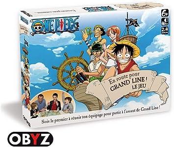 Abysmile - ONE PIECE - En route pour Grandline - 3760116323413: Amazon.es: Juguetes y juegos