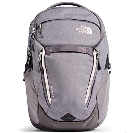 b196e3dc8 The North Face Women's Surge Backpack Rabbit Grey Light