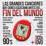 Las Grandes Canciones Que Debe Escuchar Antes Del Fin Del Mundo Los 90's 3cd+1dvd (Audio Cd 2012)