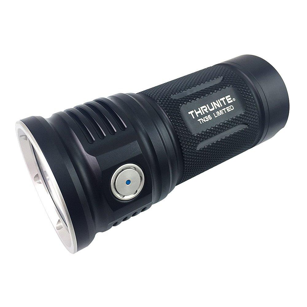 ThruNite® TN36 LIMITED Max 11000 Lumen Taschenlampe mit 3 x CREE XHP70B LED Neutral Weiß