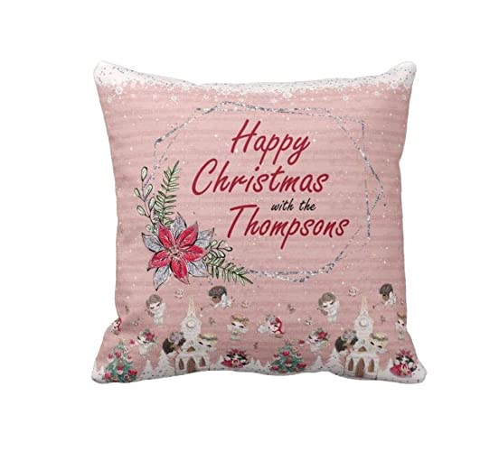 Personalized Christmas Gifts, Christmas Pillow, Holiday Pillows ...