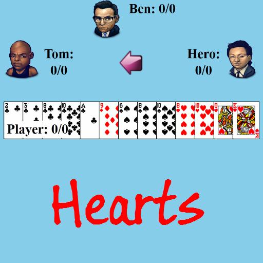 Hearts+ (Free Card Games Hearts)