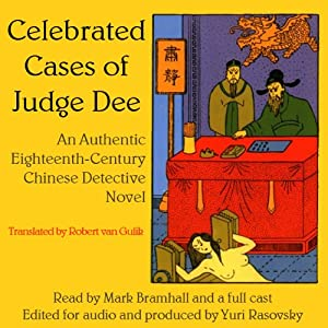 Celebrated Cases of Judge Dee (Dee Goong An) Audiobook