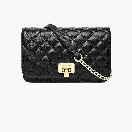 b40c1df8d8f5 Image Unavailable. Image not available for. Color  GXF Women s Shoulder Bag  Messenger Bag Quilted Handbag ...