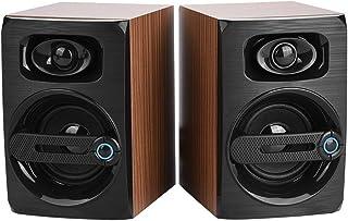 VBESTLIFE Haut-parleurs d'ordinateur de Musique sans Perte de HiFi Basse d'amplification d'annulation de Bruit Subwoofer de PC
