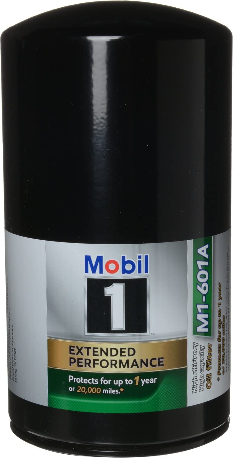 M1-601A Pack of 2 Mobil 1 Extended Performance Oil Filter