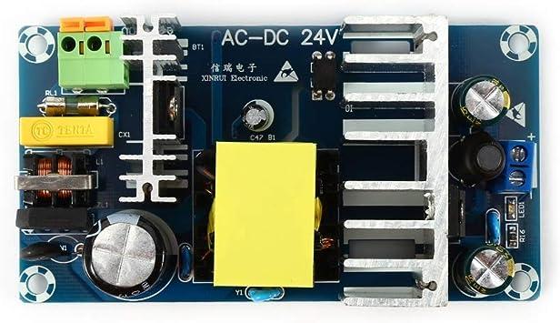 1PC  AC-DC power module 24V 4A 6A 100W high power