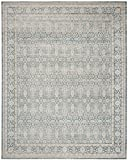 Safavieh Archive Collection ARC674B Vintage Blue and Grey Distressed Area Rug (8′ x 10′) Review