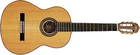 Guitarras Manuel Rodríguez 5 258 - Guitarra Clásica C Sapeli Línea ...
