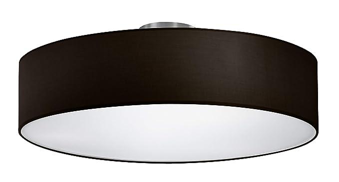 Plafoniera Tessuto Quadrata : Plafoniera in tessuto lampadario o tutte le