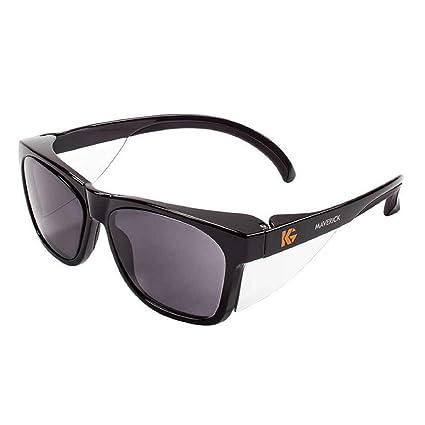 Amazon.com: Kleenguard Maverick - Gafas de seguridad con ...