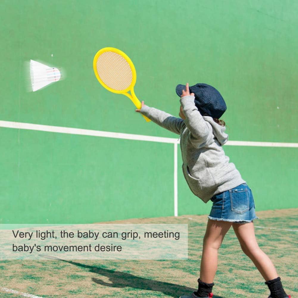 OhhGo B/ádminton Raqueta de Tenis Al Aire Libre Interior Beb/é Ni/ños Juego Deportivo Educativo Regalos Juguetes Conjunto