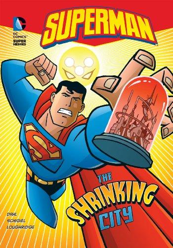 The Shrinking City (Superman)]()