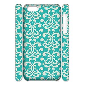 FLYBAI Cute Pattern Phone 3D Case For Iphone 5C [Pattern-5]