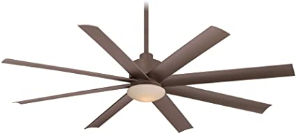 Minka aire f888 orb slipstream 65 ceiling fan with light oil minka aire f888 orb slipstream 65quot ceiling fan with light aloadofball Choice Image