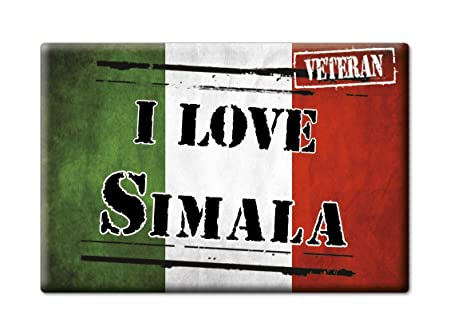 Enjoymagnets SIMALA Souvenir IMANES DE Nevera Sardegna IMAN Fridge ...